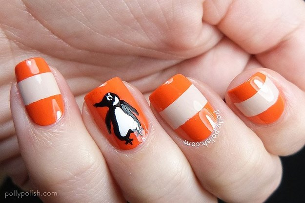 Top 10 Nail Art Designs For Bookworms