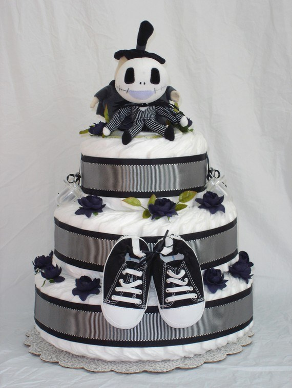 Cake Decorating Ideas Buzzfeed : 31 Diaper Cake Ideas That Are Borderline Genius