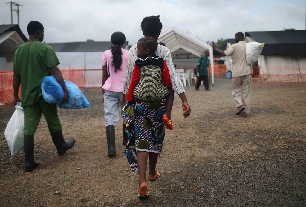 What It's Like To Survive Ebola In Liberia