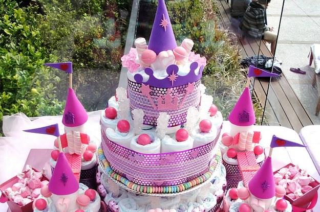 & 31 Diaper Cake Ideas That Are Borderline Genius