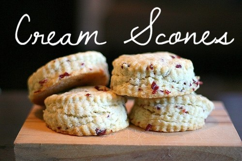 Melt-in-your-mouth homemade scones.