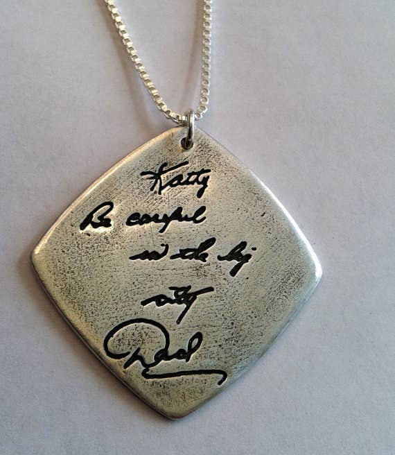 This Makes An Especially Meaningful Gift For A Child After Grandparent Or Other Loved One