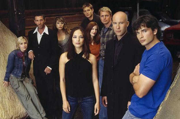 Smallville Besetzung