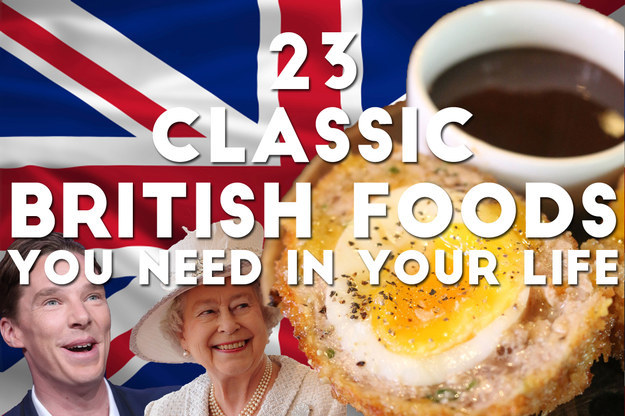 23 Classic British Dishes To Keep You Warm Through The ...