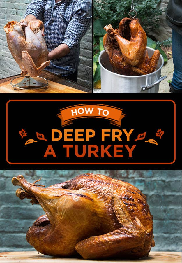 Heres Why You Should Deep Fry Your Thanksgiving Turkey