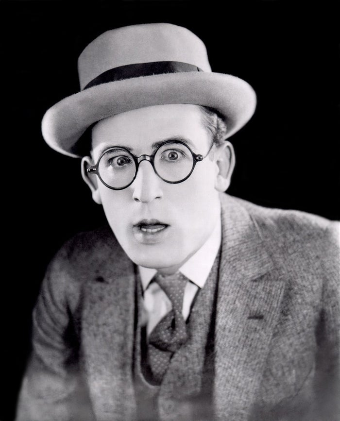 Large, round lenses began to take off in the Hollywood set while comedian Harold Lloyd brought fame to horn-rimmed glasses. His look would later influence John Lennon and Buddy Holly. The 1930's thankfully ushered in sunglasses, further influencing corrective eye wear shapes and styles well into the 1950's.