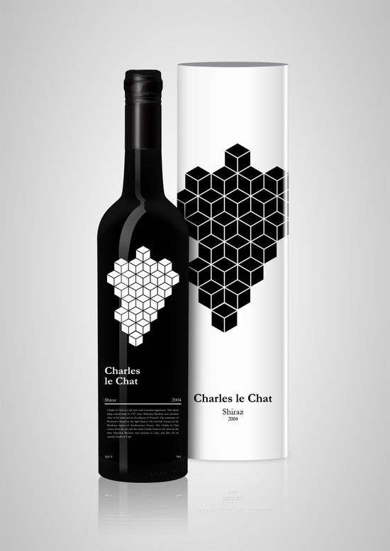 33 Brilliantly Designed Wine Bottles