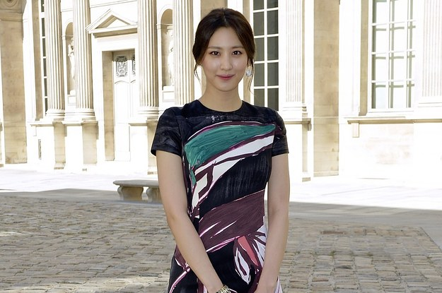 "Celebrity Photos Avengers Actress Claudia Kim Hd Photos: The ""Avengers: Age Of Ultron"" Mystery Woman Has Been Confirmed"