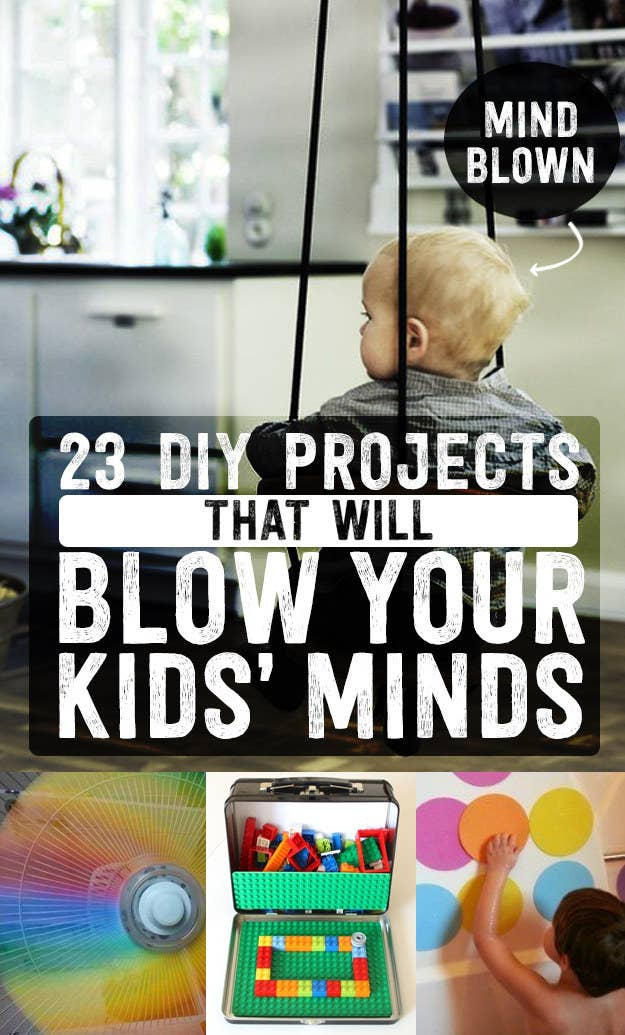 23 diy projects that will blow your kids minds share on facebook share solutioingenieria Choice Image