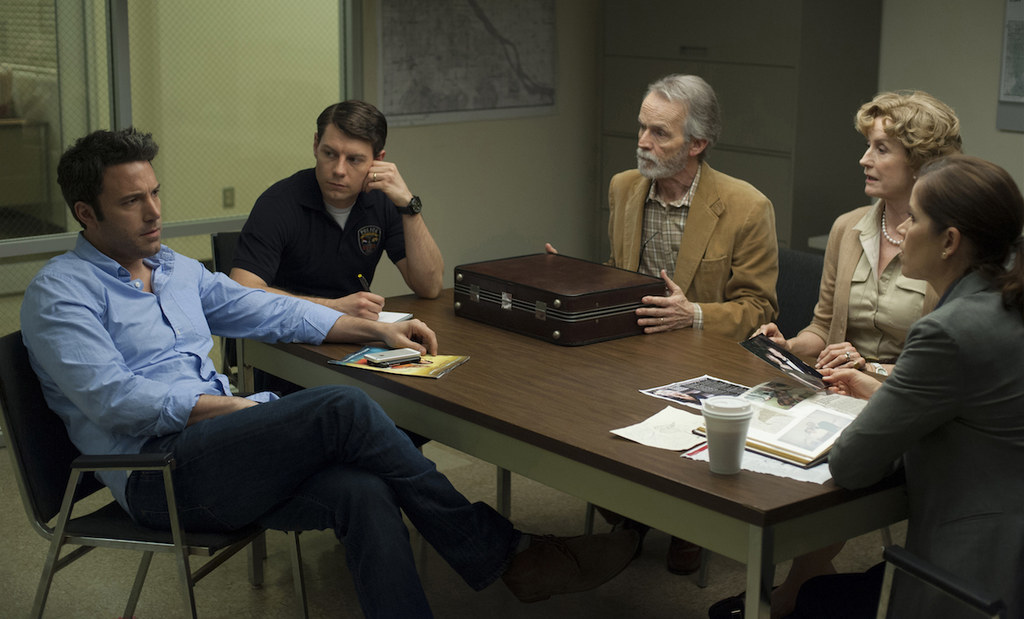 """Debating The Complicated Gender Roles In """"Gone Girl"""""""