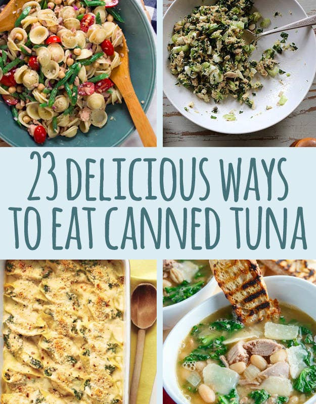 23 cool things to do with canned tuna share on facebook share forumfinder Choice Image