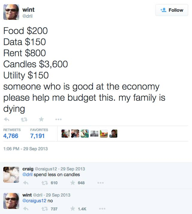 fbb1beeac367f The 85 Funniest Tweets Of All Time