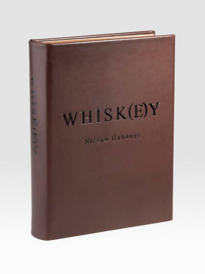 For the aspiring whiskey connoisseur, the first thing to consider is a sensible guide to imbibing the brown elixir. Just don't take it out while lounging at the lodge (which is the definition of rude).