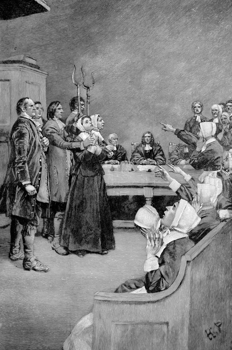 prosecution of witchcraft Lord chief justice sir francis north, a passionate critic of witchcraft trials, investigated the lloyd case and denounced the prosecution as deeply flawed sir francis north wrote, the evidence against them was very full and fanciful, but their own confessions exceeded it.