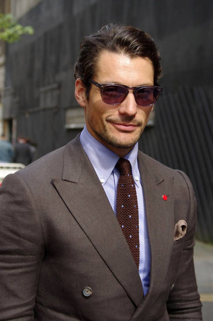 DO: Ascots. Just kidding. But don't be afraid to punch up your outfits with a little something extra, whether that's a pair of sunglasses, a hat, a watch, a pocket square, a knit tie ... look at David Gandy up there. Just remember to keep it simple.*DON'T: Do puka shell necklaces and arm parties.*This should really be the final tip, because accessories should be the last thing you put on ... but they're not called z'accessories.