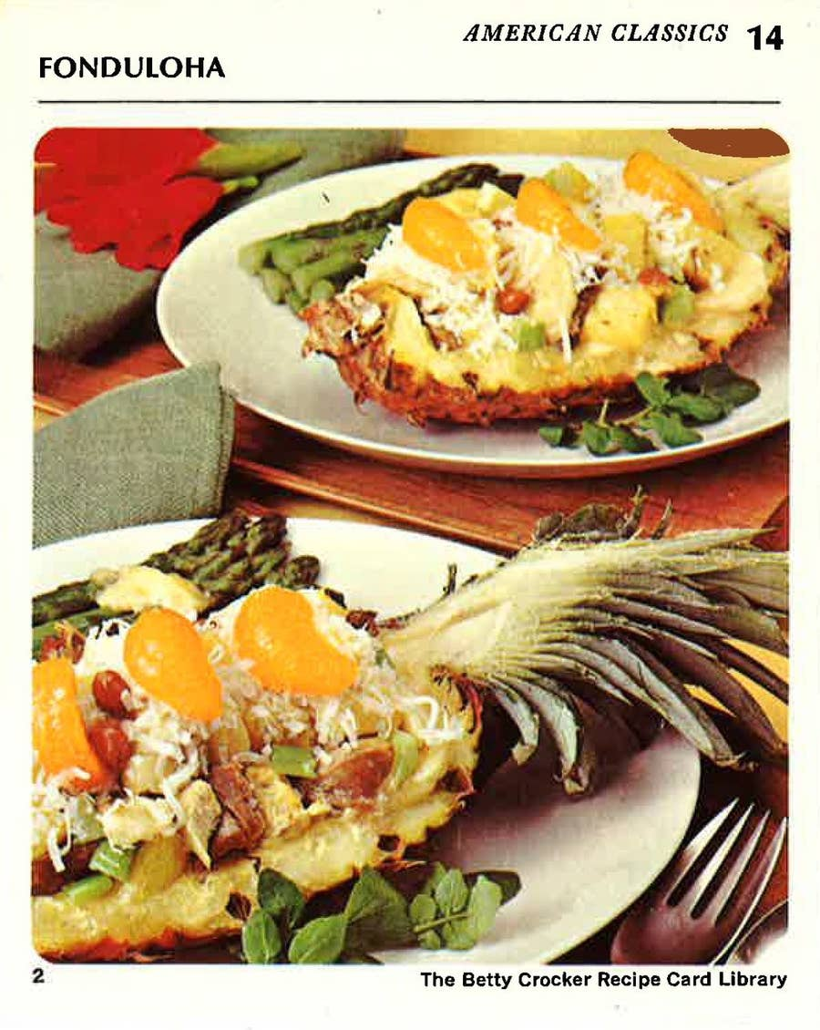 17 Upsetting Recipes From The '70s That Will Kill Your Appetite