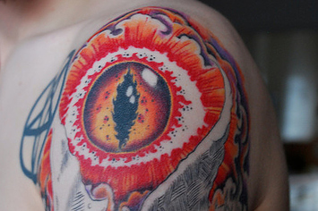 24 Lord Of The Rings Tattoos That You Wish You Had
