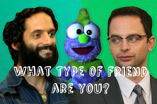which character from quotthe leaguequot are you