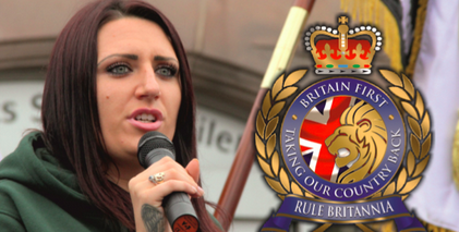 Royal Mail Refuse To Deliver Far Right Group Britain First's Leaflets