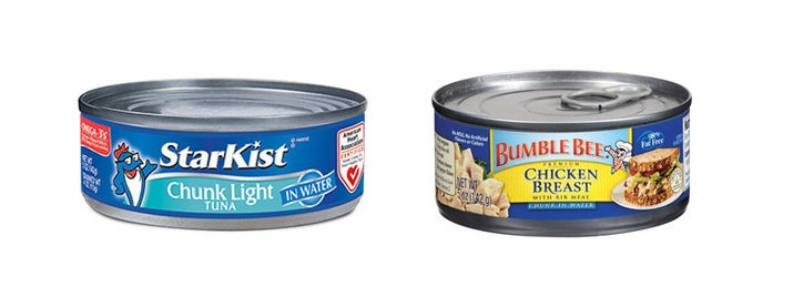 Non-perishable food items, especially healthy ones, are a necessity for an emergency kit.