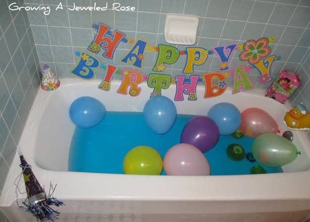 21 Ways To Make Your Kids Birthday Extra Special