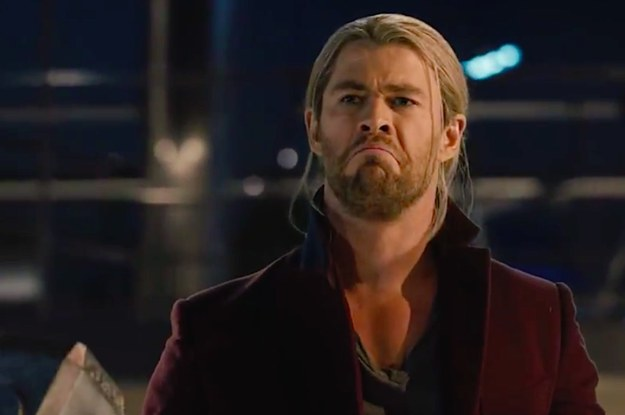 The Avengers Play With Thor S Hammer In New Age Of Ultron Clip