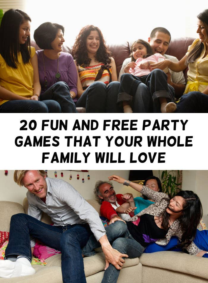 fun games to play with a group