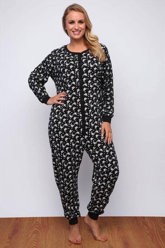 onesie plus size pajamas