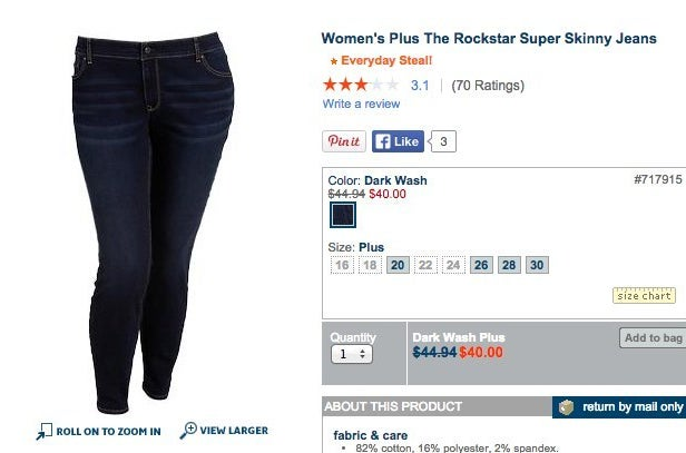 440284cd967 Old Navy Explains Why It Charges More For Women s Plus-Size Clothes