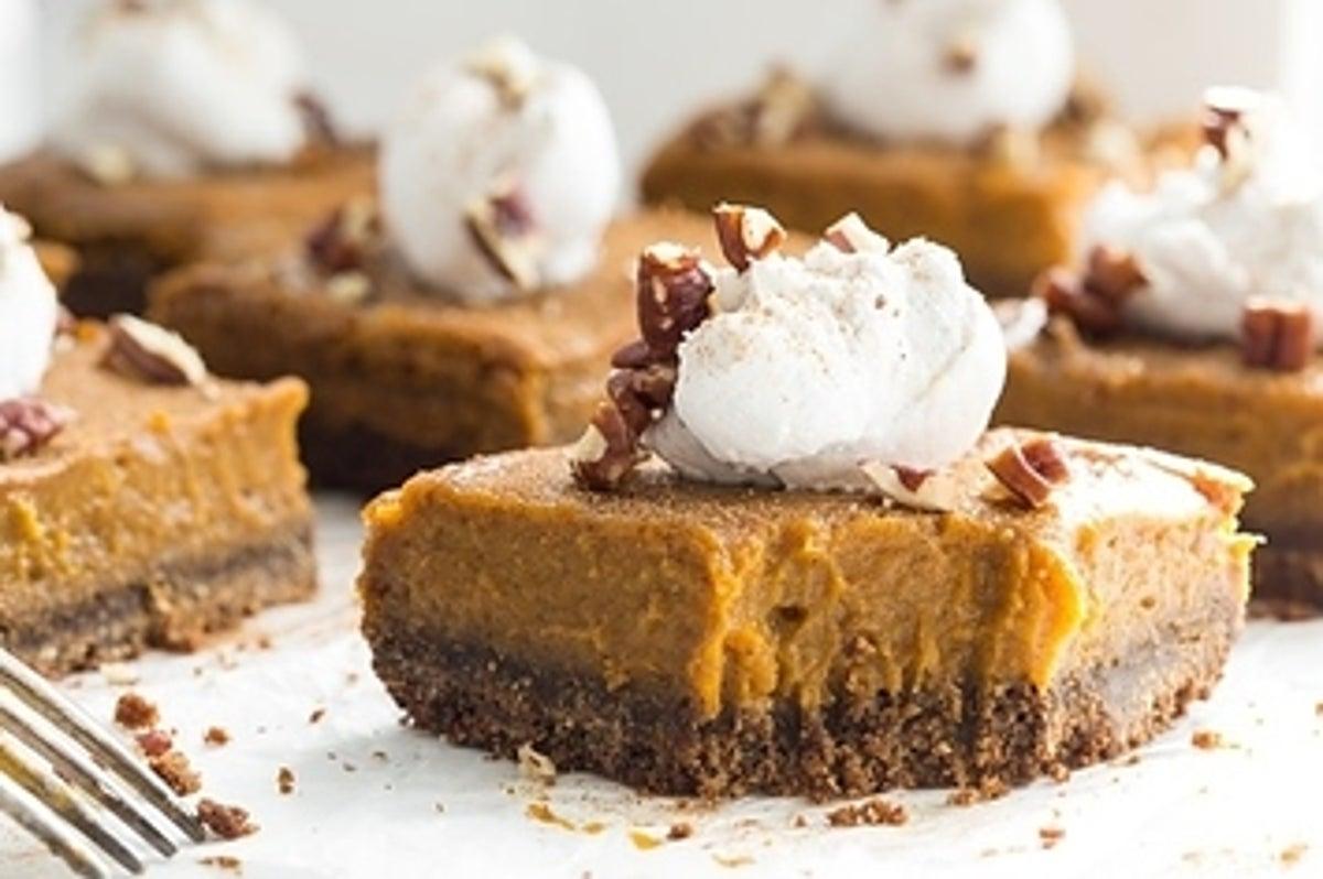 thanksgiving dessert recipes gluten free 2 Gorgeous Gluten-Free Thanksgiving Desserts