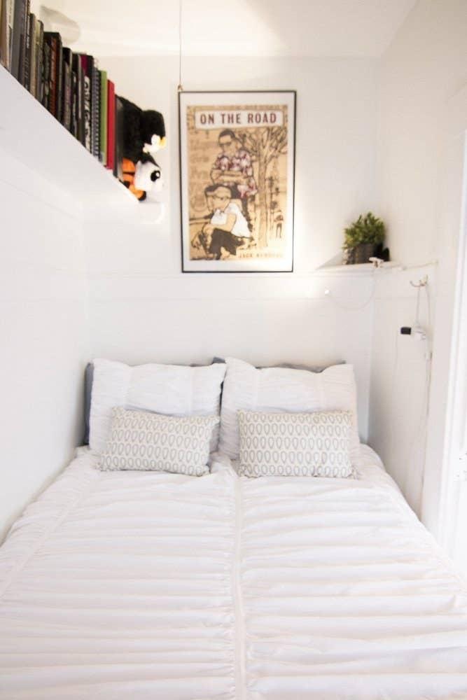 40 Unexpected Ways To Transform An Unused Closet Impressive Convert Closet To Bedroom