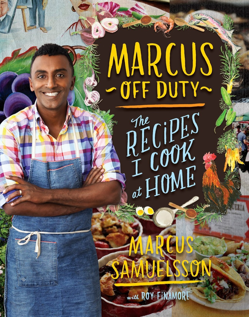 Here's What Happens When You Ask Marcus Samuelsson To Make You Breakfast