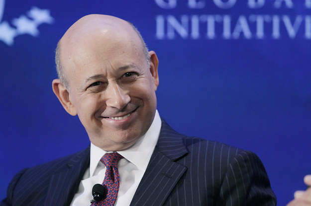 Today Goldman Sachs Crowns A New Class Of Wall Street Royalty