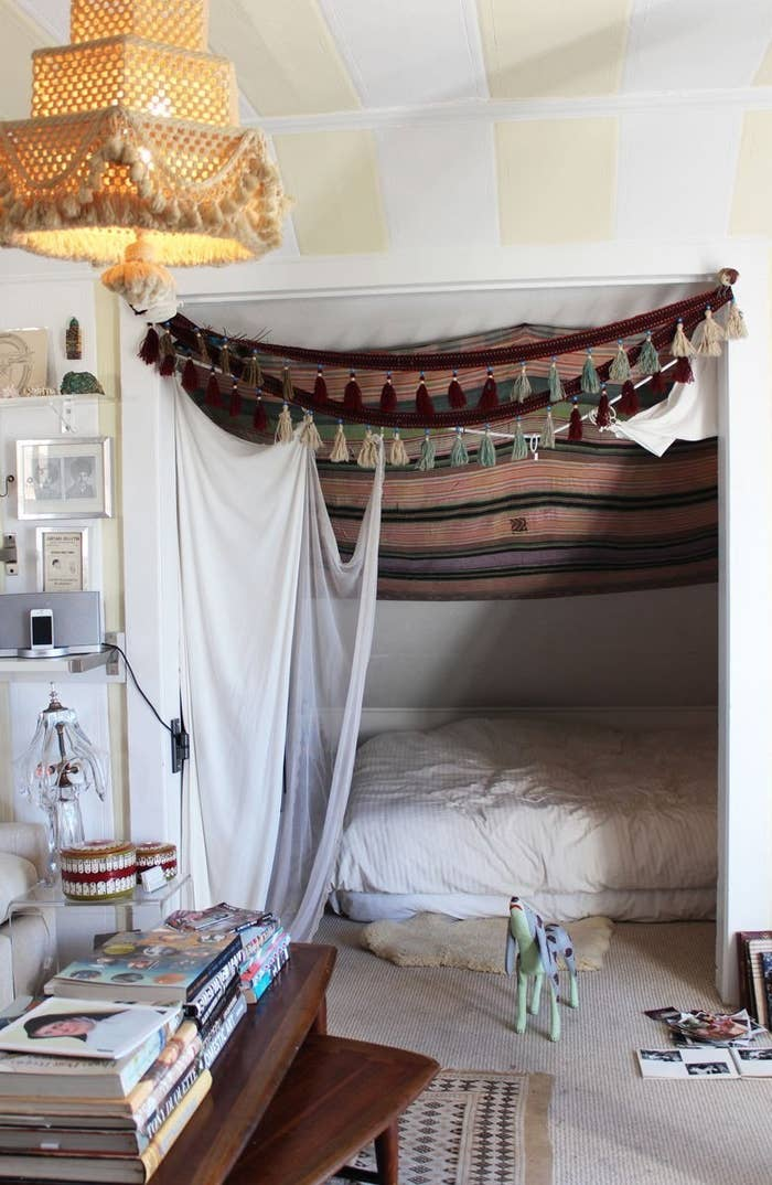 40 Unexpected Ways To Transform An Unused Closet Magnificent Convert Closet To Bedroom