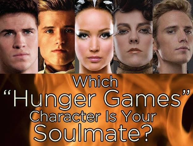 Which Hunger Games Character Is Your Soulmate