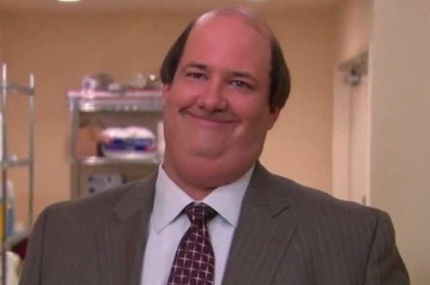 Kevin gif the office
