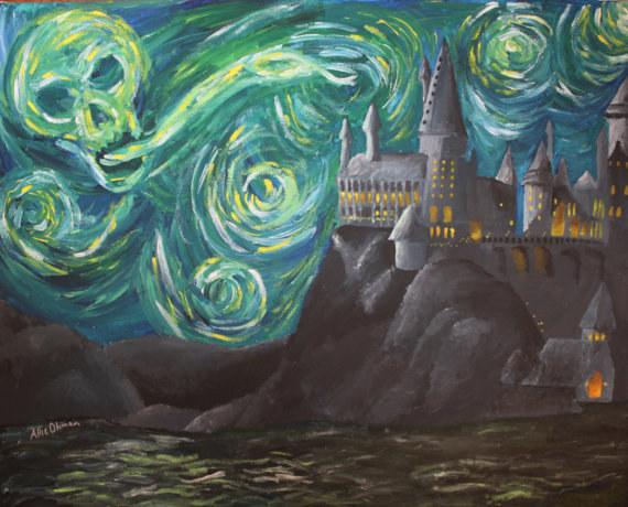Esta pintura: