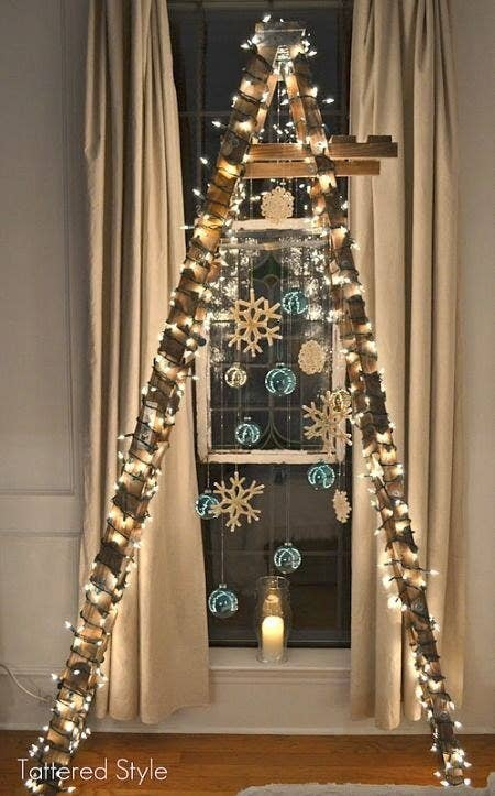 28 Unusually Cool And Clever Christmas Trees