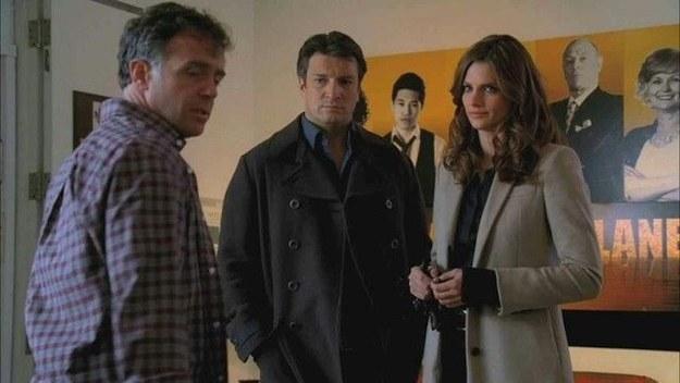 Watch Castle Season 3 Episode 5 Online Free - Watch