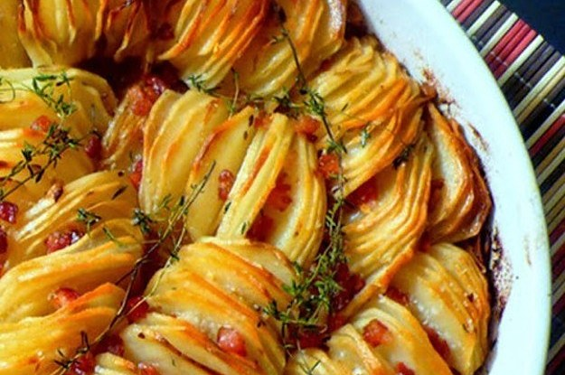 20 different ways to cook potatoes for thanksgiving for Different ways to prepare potatoes