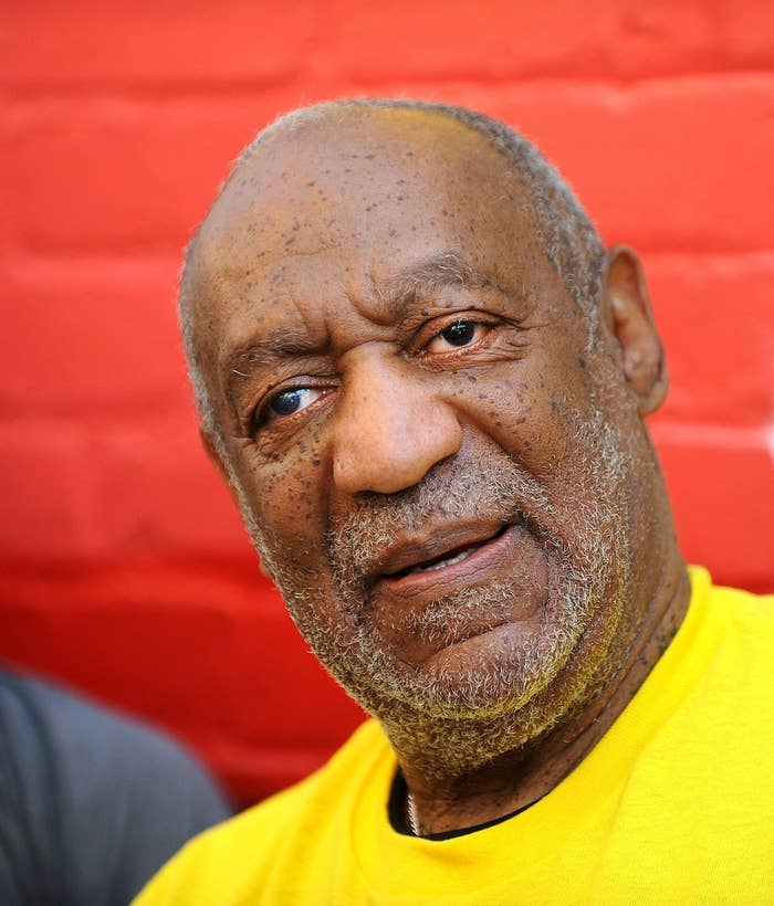 Comedian Bill Cosby on Aug. 22, 2013 in Washington, D.C.
