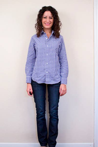 ecafc44a03d 17 Super Useful Styling Tips For Women Under 5'4