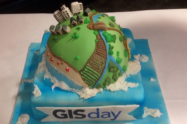 11 Best Great Sailing Stuff Images On Pinterest: 11 Cool Things About GIS Day (Besides Cake