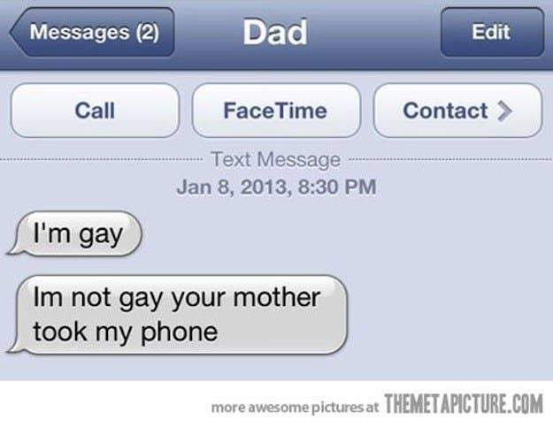 The 32 funniest text messages of all time 6 this classic prank from mom m4hsunfo