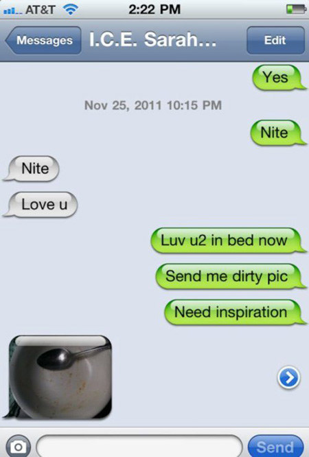 Long dirty texts to send to your girlfriend