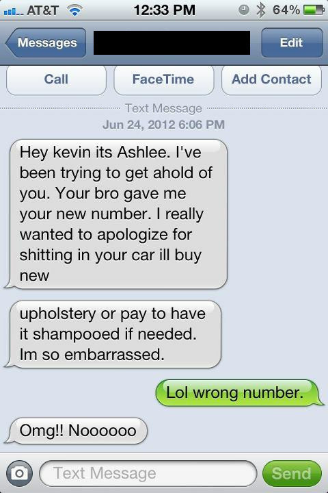 The 32 Funniest Text Messages Of All Time