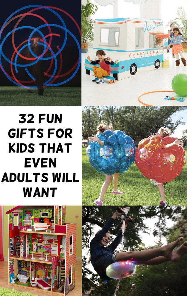 Toys For Christmas For Adults : Impossibly fun gifts for kids that even adults will want