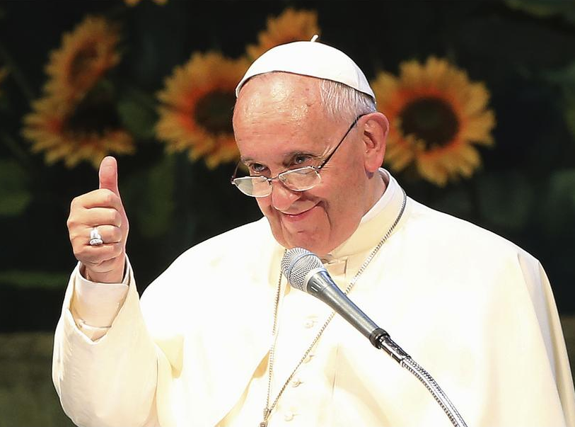Pope Francis Raffling Off Papal Gifts To Raise Money For The Poor