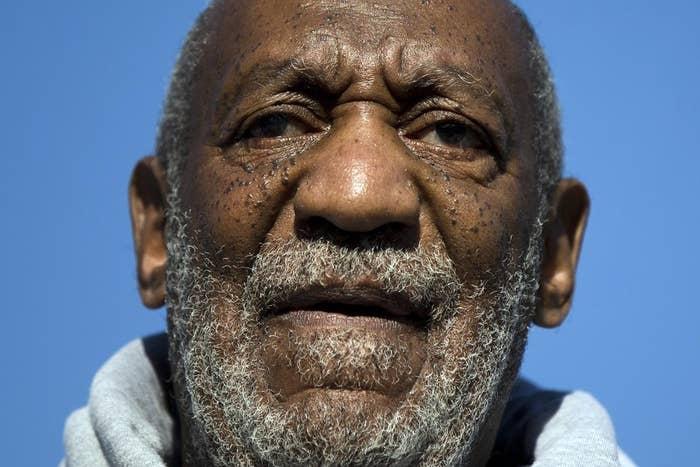 Cosby in Philadelphia in November 2014.