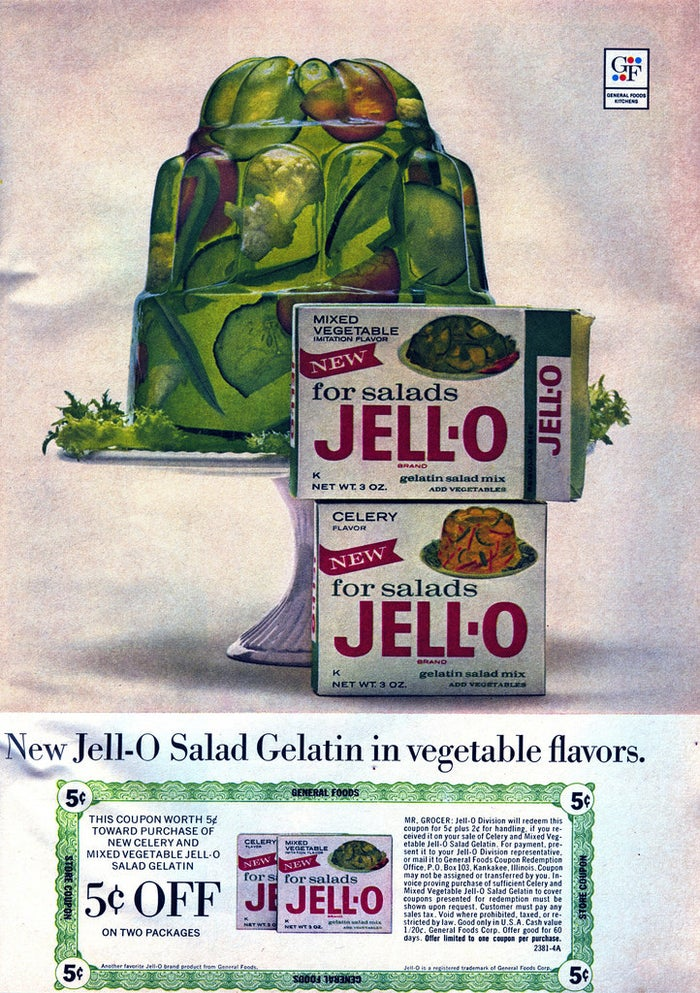 That veggie mold is kind of beautiful, tbh.